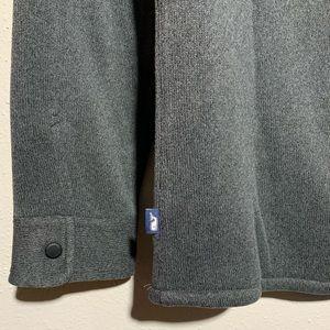 Vineyard Vines Jackets & Coats - NWT VINEYARD VINES Men's Medium Knit Shirt Jacket